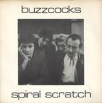 Buzzcocks: Spiral Scratch - EP deska (1977, New Hormones)