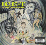Ice-T: Home Invasion (1993, Rhyme $yndicate Records)