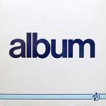 Public Image Limited: Album (1986, Virgin Records) - vinylová verze obalu