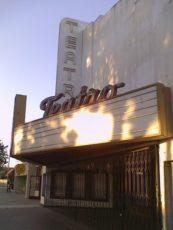 Budova oxnardského kina Teatro