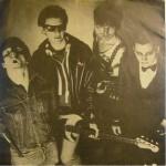 První punkový singl The Damned: New Rose (1976, Stiff Records)
