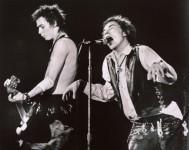 Sex Pistols v sestavě se Sidem Viciousem