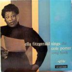 Ella Fitzgerald: Sings The Cole Porter Songbook (1956, Verve Records)