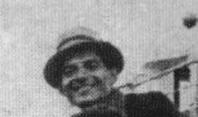 Jan Arnet v roce 1962 na zájezdu ve Švédsku s SHQ Quintet
