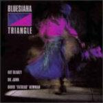 "Bluesiana Triangle (1990, Windham Hill Jazz) Art Blakey s Dr, Johnem a Davidem ""Fatheadem"" Newmanem"
