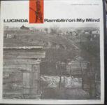 Lucinda Williams: Ramblin' On My Mind (1979, Folkways