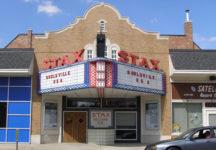 Budova Stax Records na adrese 926 East McElmore Avenue v Memphisu