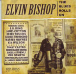 Elvin Bishop: The Blues Rolls On (2008, Delta Groove Music)