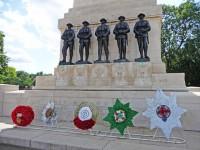 Památník War Memorial Horseguards, Londýn