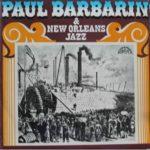 Kompilace Paul Barbarin & New Orleans Jazz (1975, Supraphon v licenci Atlantic)