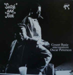 """Count Basie encounters Oscar Peterson: """"Satch"""" And """"Josh"""" (1975, Pablo Records)"""