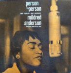 Mildred Anderson: Person To Person (1960, Prestige-Bluesville Records)