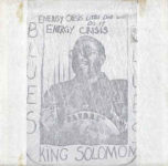 King Solomon: Blues Blues (1978, Mader-D Records)