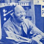 Willie Williams: Raw Unpolluted Soul Black Diamond Rattler (1970, Sumpreme Blues Records)