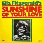 Ella Fitzgerald: Sunshine Of Your Love (1969, MPS Records)