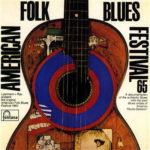 "Kompilace American Folk Blues Festival '65 ""Studio Session"" (1965, Fontana Records)"