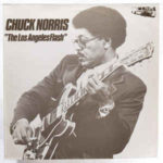 Chuck Norris: The Los Angeles Flash (1980, Stockholm Records)
