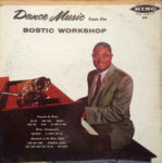 Earl Bostic: Dance Music From The Bostic Workshop (1959, King Records)