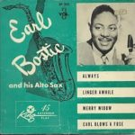 Earl-Bostic And His Orchestra: Earl Bostic And His Alto Sax Vol 3 (1953, King Records)