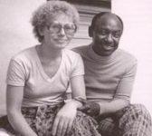 Leila s Eddiem v roce 1978
