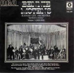 Bennie Moten's Kansas City Orchestra: Moten's Swing Volume 5 (1929-1932) (1975, RCA Victor Records)