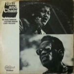 Big Mama Thornton, Lightnin' Hopkins, Larry Williams: Ball And Chain (1968, Arhoolie Records)