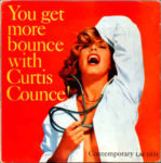 Curtis Counce Group: You Get More Bounce With Curtis Counce Vol. 2: Counceltation (1957, Contemporary Records)