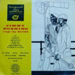 Jimmy Rushing Sings The Blues- (1955, Vanguard Records)
