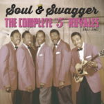 "Box set ""5"" Royales: Soul & Swagger 1951 - 1967 The Complete ""5"" Royales (2014, Rockbeat Records)"