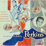 Dance Album Of Carl Perkins (1957, Sun Records)