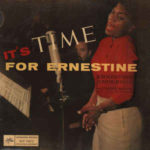 Ernestine Anderson, Harry Arnold And His Orchestra: It's Time For Ernestine (1958, Metronome Records)