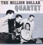 The Million Dollar Quartet - Johnny Cash, Jerry Lee Lewis, Carl Perkins, Elvis Presley (1980, Sun Records)