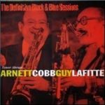 Arnett Cobb & Guy Lafitte: Tenor Abrupt (1989, Black & Blue Records)
