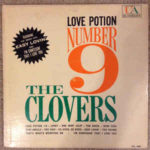 The Clovers: Love Potion Number 9 (1959, United Artists Records)