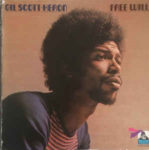 Gil Scott-Heron: Free Will (1972, Flying Dutchman Records)