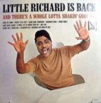 Little Richard Is Back (1965, Vee Jay Records)