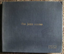 Titulní strana obalu box setu The Jazz Scene (1949, Mercury Records)