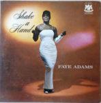 Faye Adams: Shake A Hand (1961, Warwick Records)