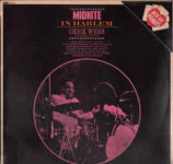 Chick Webb: Midnite in Harlem (1962, Ace Of Hearts Records)