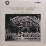 Chick Webb And His Orchestra Featuring Ella Fitzgerald: Spinning The Webb (1969, Coral Records)