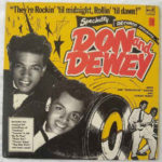 Don And Dewey: They're Rockin' 'Til Midnight, Rollin' 'Til Dawn! (1970, Specialty Records)