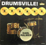 Earl Palmer: Drumsville! (1961, Liberty Records)