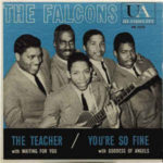 The Falcons: The Teacher EP (1960, United Artists Records)