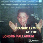 Frankie Lymon: At The London Palladium (1958, Roulette Records)