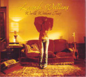 Lucinda Williams: World Without Tears (2003, Lost Highway Records)