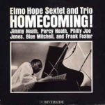 Elmo Hope Sextet And Trio: Homecoming! (1961, Riverside Records)