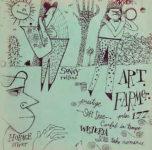 Desetipalcové album Art Farmer Quintet (1954, Prestige Records)