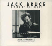 Jack Bruce: Cities Of The Heart (1994, CMP Records)
