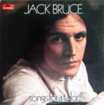 Jack Bruce: Songs For A Tailor (1969, Polydor Records)