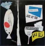 Jazz At The Philharmonic: Norman Granz' Jazz At The Philharmonic Vol.15 (1953, Mercury Records)